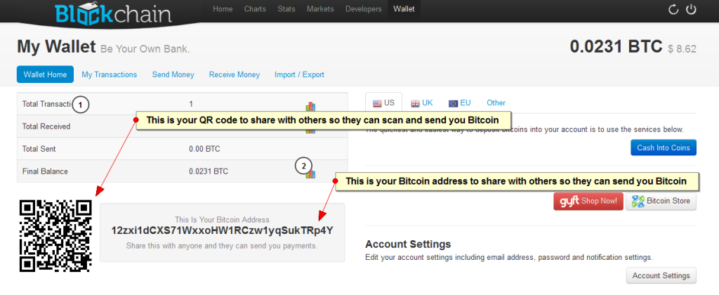 Blockchain-wallet-how-to-find-your-Bitcoin-address